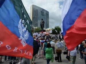Александр Ходаковский, новости, Украина, Россия, Донбасс, референдум, русская весна, денис казанский