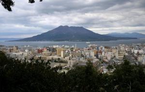 япония, землетрясение, происшествие, кагосима