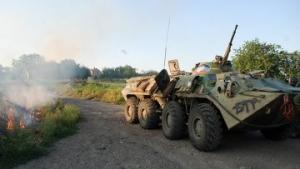 АТО, бои, ДНР, Тельманово, силы, штаб, стратегия, отступление