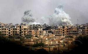 Сирия, война в Сирии, Ракка, ИГИЛ, сирийская оппозиция, США