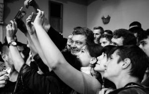 порошенко, юбилей, день рождения, марина порошенко, флеш-моб