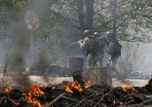 Донбасс, Дебальцево, АТО, ДНР, атака, блокпост, погибшие