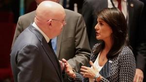 Совбез ООН, Москва, россия, Сирия, новости, Небезя, война, США, Башар Асад