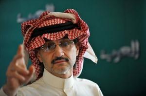 саудовская аравия, политика, происшествия. пожертвование, Аль-Валид бин Талал