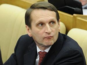 Украина, выборы, Верховная Рада, Госдума России, Сергей Нарышкин, наблюдатели