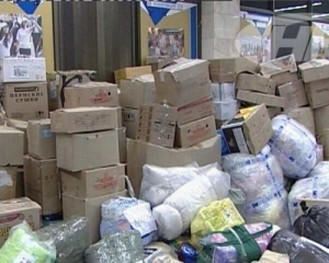 донецк, днр, ато, гуманитарная помощь