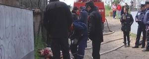 село шабо, пожар, происшествия, дети, дети на погибли на пожаре, возгорание, пламя, украина