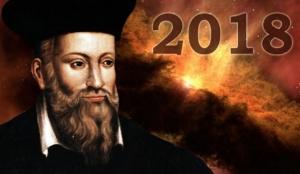 нострадамус, пророк, предсказания, катастрофы, 2018