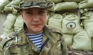 Савченко, доктора, летчица