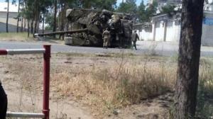 северодонецк, донбасс, танк, восток украины