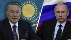 Россия, Путин, Песков, Казахстан, Назарбаев, Переговоры.