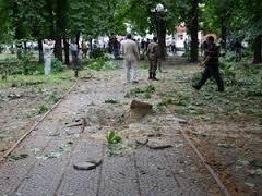 луганск, обстрел, детский сад