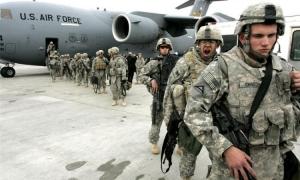 минобороны, сша, болгария, Ново-Село, учения, армия США, военная техника, пехота, бронетранспортер, самолет