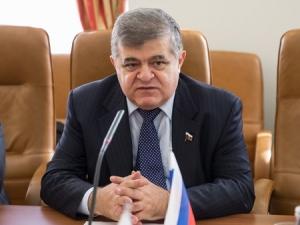 Владимир Джабаров ,совет федерации рф, политика, россия, украина, донбасс, перемирие на востоке украины