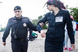 толоконникова, москва, политика, общество, арест