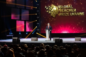Петр Порошенко, президент Украины, политика, новости, Global Teacher Prize Ukraine-2018