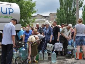 новости украины, новости донбасса, ООН, нет питьевой воды, восток украины