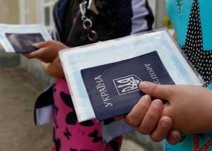новости Украины, новости Донбасс, АТО, юго-восток Украины, восстановление документов, беженцы и эмиграция, переселенцы