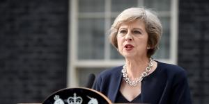 Тереза Мэй, Ядерное оружие, Парламент, Великобритания, Россия
