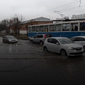 Россия, Владивосток, наводнение, Дождь, Потоп, Происшествия.