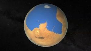 наса, реки, марс, соленая вода, открытие, колонии, экспедиция, новости, наука, техника, космос, ученые