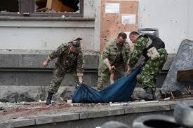 Луганск, обстрел, град, сообщения