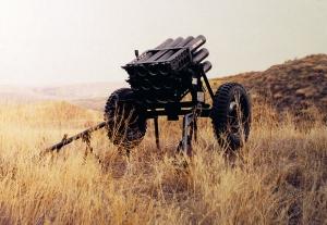 нкр, нагорный карабах, карабах, азербайджан, новости армении, армения, новости азербаджана, баку, оружие, техника, рзсо, TR-107, рзсо TR-107, конфликты, война