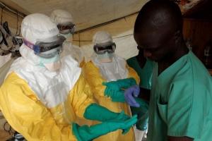 Эбола, вакцина, обезьяны, испытания, ученые