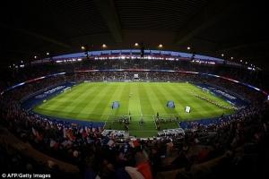 терроризм во Франции, новости Франции,  матч ПСЖ – Бордо, Париж