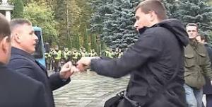 парасюк, гелетей, нападение, драка, видео, верховная рада, саакашвили, киев, новости украины
