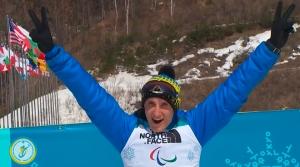 тарас редь, паралимпиада, биатлон, пхенчхан, украина, медали, новости украины, южная корея, медальный зачет, таблица, лыжные гонки