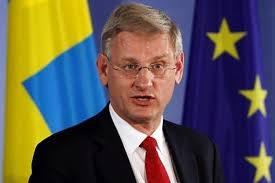 Швеция, МИД, Россия, санкции, Крым