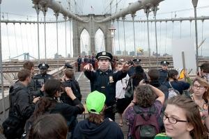 сша, бруклин, протест, полиция
