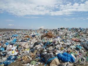 Полиция разыскивает женщину, выбросившую на мусорную свалку под Киевом новорожденного сына