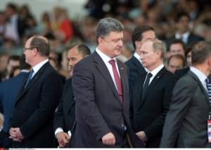 порошенко, милан, путин, переговоры