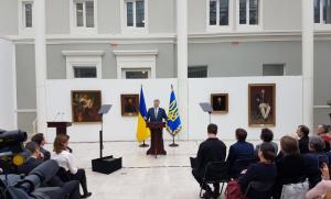 Порошенко, Украина, политика, общество, язык, закон