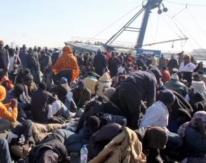 Ливия, Средеземное море, мигранты в ЕС, катасрофы