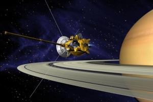 кассиди, сатурн, космос