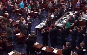 США, Джон Маккейн, Сенат, Санкции в отношении России, Болезнь, Операция