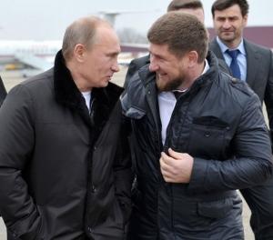 кадыров, путин, россия