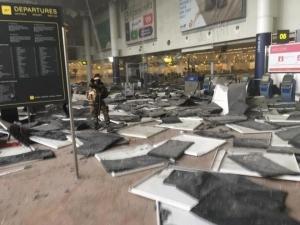 брюссель, взрыв, происшествия, теракт