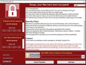 киберпреступники, Wanna Cry, вирус-вымогатель, хакеры, киберпреступность