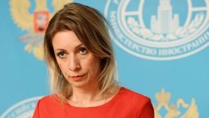 Захарова, МИД РФ, Россия, консульства, дипломаты, США, политика, Трамп