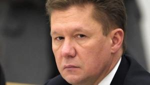 миллер, газпром, новости украины, новости россии, газ
