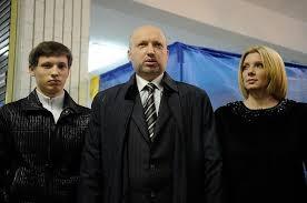 Александр Турчинов, армия Украины. Верховная рада, общество