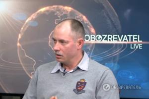 """Жданов, АТО, военный эксперт, мнение, """"план Маршалла"""", восток Украины, общество, политика, финансирование, оккупация"""