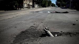 донецк, днр, происшествия, юго-восток украины, донбасс, обстрел
