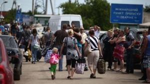 россия, украина, беженцы, переселенцы