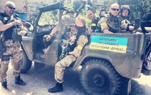 """семенченко, батальон """"донбасс"""", гуманитарная помощь, грузы, блок-посты, пленные, полк """"днепр"""""""