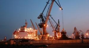 уголь из сша, уголь сша, одесса, южный порт, порт одессы, украина, уголь